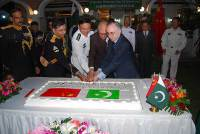 50th Defense Day of Pakistan Commemorated in China
