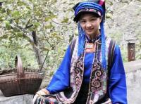 The Qiang Ethnic Minority Lives Mainly in Sichuan