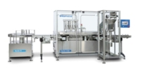 Romaco Shows Its New Macofar LF 200 ST Sterile Liquid Filler and Noack 960 Blister System