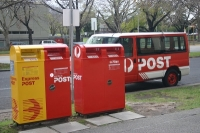 Malcolm Turnbull Delivers for Australia Post