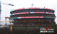 China's Hualong One Construction Gets New Progress