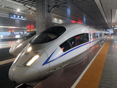 China Joins Global Elite in High-Speed Railway Technology