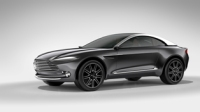 Aston Martin to Introduce DBX Concept Car at Tom Dixon'S Multiplex Event