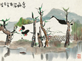 Spring in The Eyes of Chinese Artists