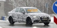 The Audi A3 Sedan Has Been Spied Undergoing Cold-Weather Testing in Scandinavia