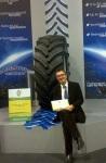 "Trelleborg AB Has Received The ""Silver Ears 2013"" Innovation Award"