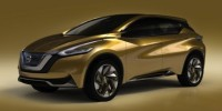 Nissan Murano Crossover May Appear When It Launches in 2014.