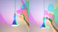 The CMYK Bulb Is an Attempt to Commercialize His Chromatic Wizardry