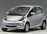 Not Anyone Will Be Happy Spending Time with The Electric Mitsubishi i-MiEV