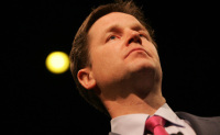 Clegg Was Responding to a Critical Report From MPs and Peers