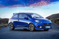Opel Debuts Corsa OPC