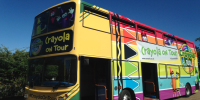 Crayola Bus Tour Enjoys 'Fantastic Early Response' From Kids and Consumers