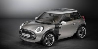 The Mini Rocketman Concept May Reach Production But Only If Mini Can Find a Partner