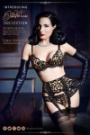 Bare Necessities Partnered with Other Companies to Carry Dita Von Teese Lingerie Line