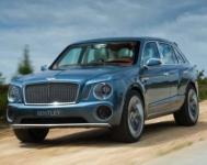 Bentley SUV Has Reportedly Been Given The Green Light for Production