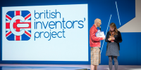 Inventors Workshop Alumni Hannah Sage Scoops Award at Gadget Show Live