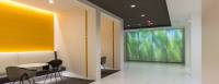 Marriott International Headquarters Transformed by Philips Luminous Textiles