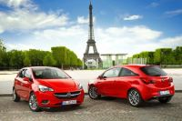 The Next Generation Corsa E Has Been Disclosed and Will Be Launched at 2014 Auto Show