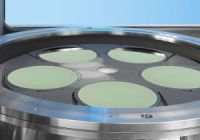 AIX G5+ With 5x200 Mm GaN-on-Si consists of reactor hardware and process capabilities