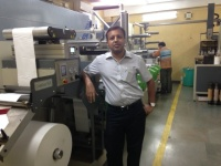 Gidue Installs a Flexo Press at The Facility of India-Based Converter Speclabels