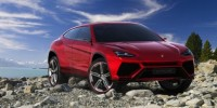 Lamborghini CEO Has Confirmed The Urus SUV Concept Will Reach Production
