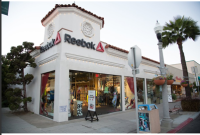 Reebok Opened Four New Retail Locations in Southern California in November