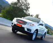 JAC Frison Sales Go Higher in The Overseas Market