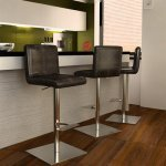Bar Stools Come in a Wide Variety of Shapes, Sizes, Styles and Seat Heights