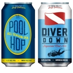 Brew Hub Launched Two New Craft Beers - Pool Hop and Diver Down - in Florida