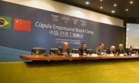 China-Brazil Commercial Summit Held in Brasilia