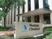 Westlake Chemical Expanded Petro 2 Ethylene Unit at Its Complex in Lake Charles
