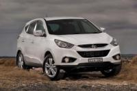 Hyundai IX35 Powered by The Korean Brand's 2.0-Litre R-Series Crdi Turbo-Diesel Engine