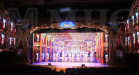 MHG Provided a Total Area of up to 640 Square Meters P7.62 LED Displays for Haiya Theater