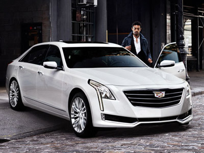 China-Made Cadillac Hybrid Car to Be Sold in US Market