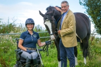 Rutherfords Launches Dressage Fundraising Event