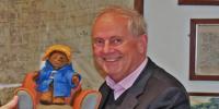 Gyles Brandreth's Teddy Bear Collection Heads To Newby Hall