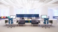 Office Manufacturers Are Starting to Respond to The Demand for Collaborative Workspaces