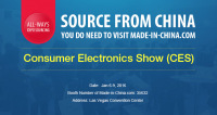 Source from China, Visit Made-in-China.com at CES 2016