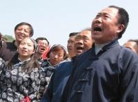 Ziyang Folk Songs Are The General Name of Folk Songs in Ziyang County