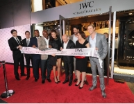 IWC Schaffhausen Celebrated The Opening of First US Flagship Boutique in New York City