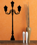 Nowadays Wall Decals Come in Every Shape and Design Imaginable,Including Lighting