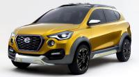 Datsun Showcases Go-Cross Concept Car in India