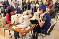 Russian Ivanovo Conducted Its First Ever Professional Contest for Tailors 'ashion Lab'