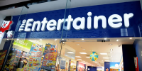 The Entertainer Has Seen Total Sales Surge by Over 30 Per Cent for The First Nine Months