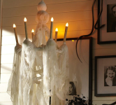 Introduction of Pottery Barn's Ghost-Like Mystic Falls Chandelier