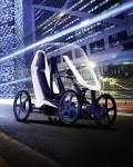 Schaeffler Unveils Bio-Hybrid Personal Mobility Concept Vehicle
