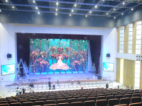 SHENZHEN GLOSHINE TECHNOLOGY LED Display Support Low-Carbon City Construction