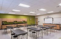 Cree Upgrades Elementary Lighting to Energy Saving Campus