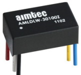 Aimtec Has Expanded Its Line of DC/DC Constant Current LED Drivers with Its AMLDLW-Z Serie