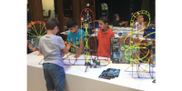 K'NEX Celebrates Successful Thorpe Park Pop-up Event